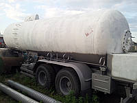 Газовоз, полуприцеп - цистерна 15м3
