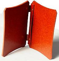 Папки-меню з листової шкіри, фото 1