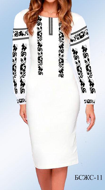 Вишите плаття заготівля