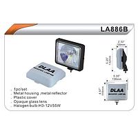 Дополнительные фары DLAA  886 BBL