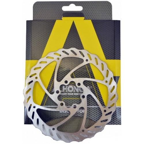 """Ротор дискового тормоза """"ALHONGA"""" 180мм. для велосипеда"""