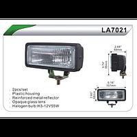 Дополнительные фары DLAA 7021 RY