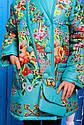 Куртка весенняя на девочку Дольче, Размеры 32 цвет бирюза, фото 2