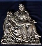 Накладка барельеф на памятник Пьета (Оплакивание Христа), фото 2