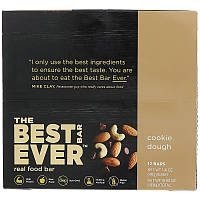 Best Bar Ever, Cookie Dough, 12 Bars, 1.41 oz (40 g) Each