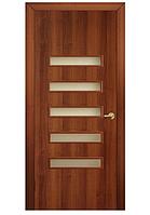 Двери межкомнатные Аккорд 3 МДФ Орех
