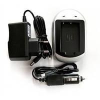 Зарядное устройство для фотоаппарата Olympus Li-70B DMW-BCH7 Extradigital Black (DV00DV2265)