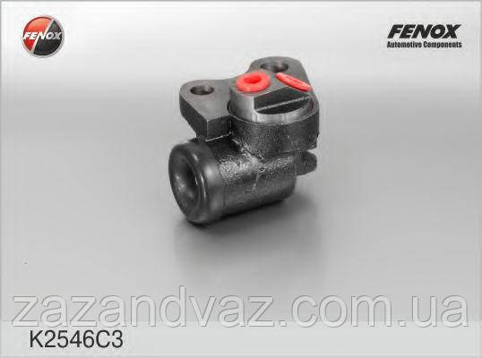 Цилиндр тормозной передний левый Москвич 2140 412 Fenox Беларусь K2546C3