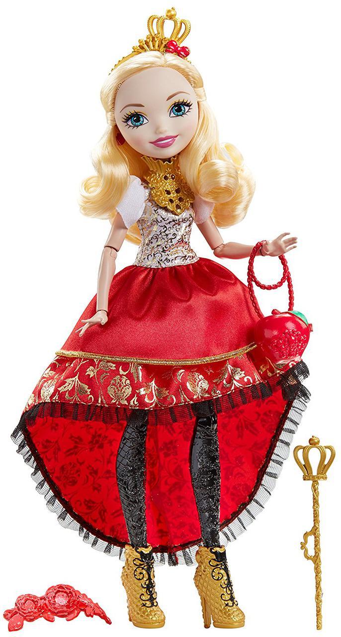 Кукла Эвер Афтер Хай Эппл Вайт Клуб могущественных принцесс Apple White Powerful Princess Club Ever After High