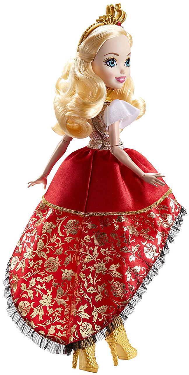Уценка! Кукла Ever After High Эвер Афтер Хай Эппл Вайт Клуб могущественных принцесс