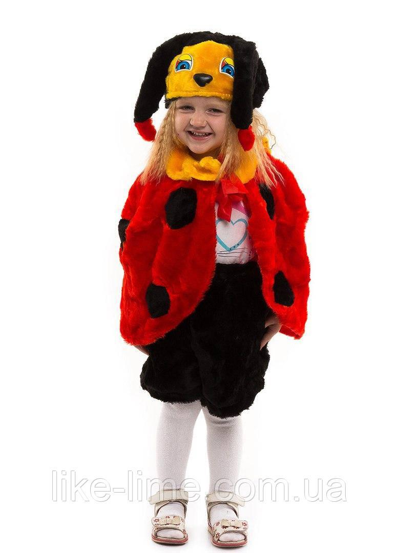 Карнавальный костюм Божья Коровка