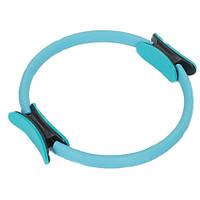 Кольцо для пилатеса голубое FI-5619-1