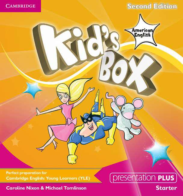 Kid's Box Second Edition Starter Presentation Plus