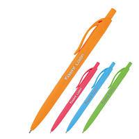 Ручка масляна автоматична Axent Сolibri AB1062-02-A, синя,