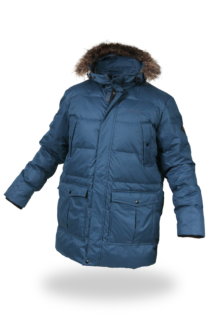 Куртка мужская пуховая Regatta RMN104