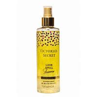 Спрей для тела с блестками Victoria's Secret Love Spell Shimmer 245 ml