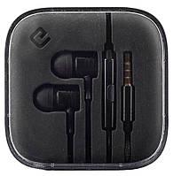 Наушники вакуумные с микрофоном Ergo ES-600i Minion Black -6220291