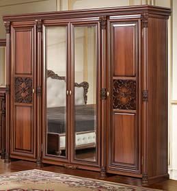 Шкаф 4-х дверный Аманда (Скай ТМ)