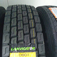 Шины грузовые 215/75 R17.5 D801 LANVIGATOR (ведущая)