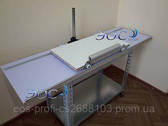 Маркировочный стол для ручной датировки упаковки