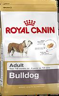 Royal Canin Bulldog Adult 12 кг - Полнорационный корм для породы английский бульдог старше 12 мес