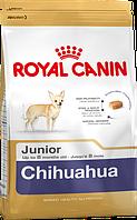 Royal Canin Chihuahua Junior 0.5 кг - Полнорационный корм для щенков породы чихуахуа в возрасте до 8 месяцев