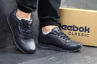 Кросівки чоловічі Reebok Classic,темно сині 44,46 р