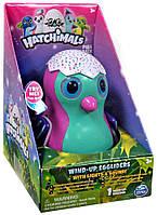 Инерционная игрушка Хетчималс со звуком и светом - Hatchimals, Wind-Up, Pengualas, Spin Master