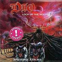 Музичний сд диск DIO Lock up the wolves (1990) (audio cd)
