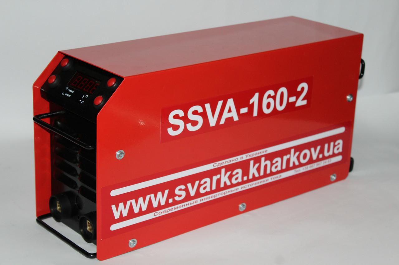 Сварочный инвертор SSVA 160 2: купить, Цена - 6 300 грн. в ...  Инвертор Сварочный Купить
