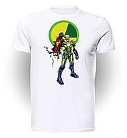Футболка мужская GeekLand Лекс Лютор Lex Luthor Comics LL.01.003