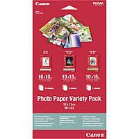 Бумага 10*15 20л глянцевый Canon Variety Pack (0775B078)