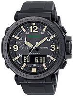 Мужские часы Casio ProTrek PRG-600Y-1 Касио японские кварцевые