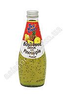 Напиток из сока Манго с добавлением семян базилика Jus Cool 300 мл, фото 1