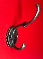 Вішалка гачок для одягу метал, фото 1