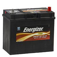 Аккумулятор   Energizer Plus 45Ah Азия, правый (+)