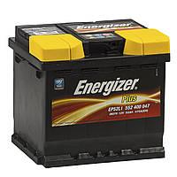 Аккумулятор   Energizer Plus 52Ah, правый (+)
