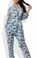 Женский костюм пижамного типа