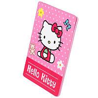 Чохол-книжка Apple iPad Air Дитячий Hello Kitty Рожевий