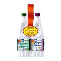 Жидкость для биотуалета Duopack Campa Green и Campa Rinse Plus, 1,5 л