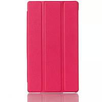 Чохол-книжка Lenovo Tab 2 A7-20 Infinity Elegant Рожевий/Червоний