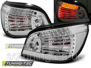 Задние фонари BMW E60 07.03-07 CHROME LED