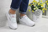 Женские кроссовки Reebok белые, фото 1