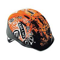 Шлем KLS Mark детский оранжевый XS\S