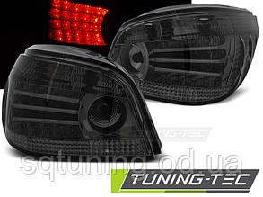 Задние фонари BMW E60 07.03-07 SMOKE LED