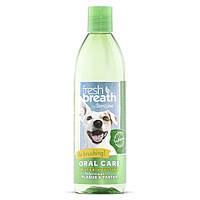 TropiClean Fresh Breath Oral Care Water Additive средство по уходу за ротовой полостью животных, 473мл