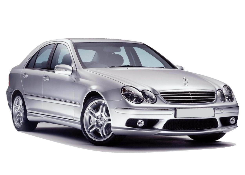 Лобовое стекло Mercedes W203 2000-2007