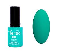 Гель-лак Tertio №27 темно-зеленый, фото 1