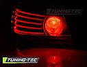Задние фонари BMW E60 07.03-07 RED WHITE LED, фото 4