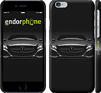 Накладка для iPhone 6/6s пластик Endorphone Mercedes Benz 3 глянец (976c-45-183)